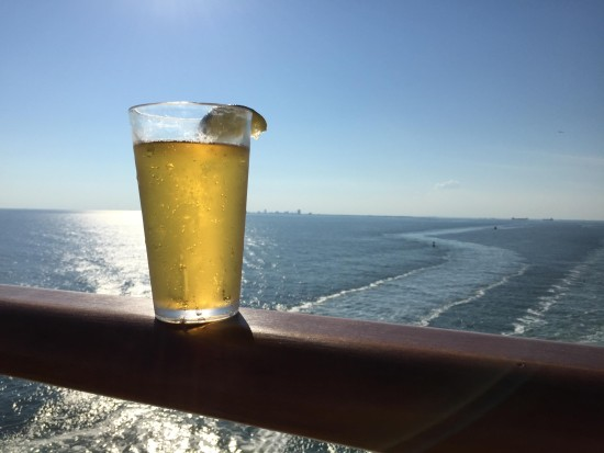 Beer on Cruise